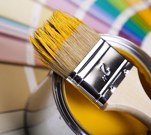 Des peintures pour votre décoration intérieure à Annecy (74)