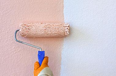 Des peintures du sol au plafond